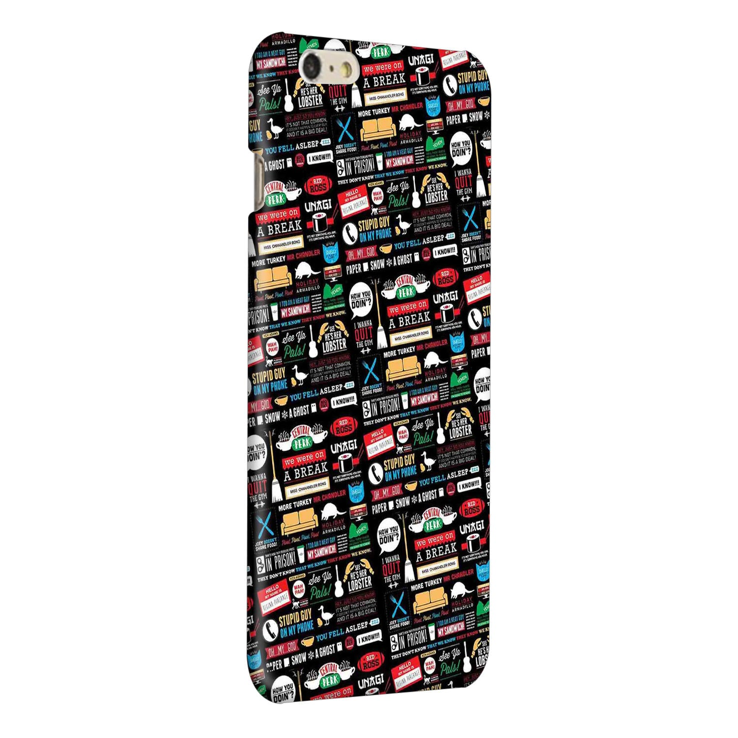 FRIENDS iPhone 6 Plus Mobile Cover Case