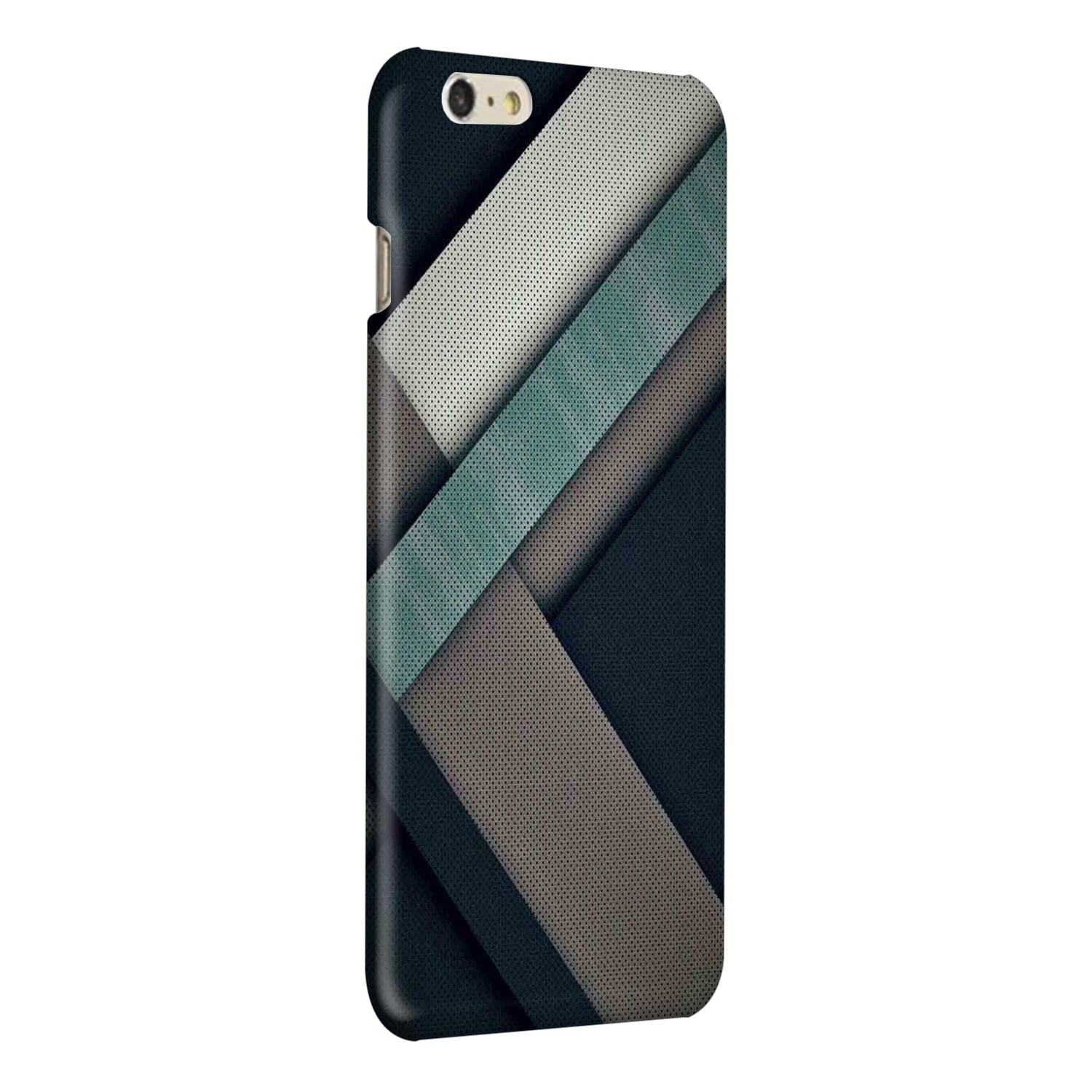 Industrial Pattern iPhone 6 Plus Mobile Cover Case - MADANYU