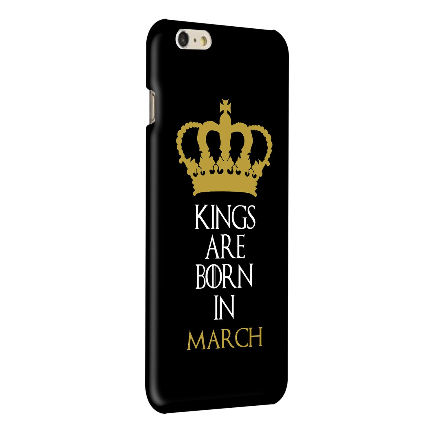Kings March iPhone 6 Plus Mobile Cover Case - MADANYU