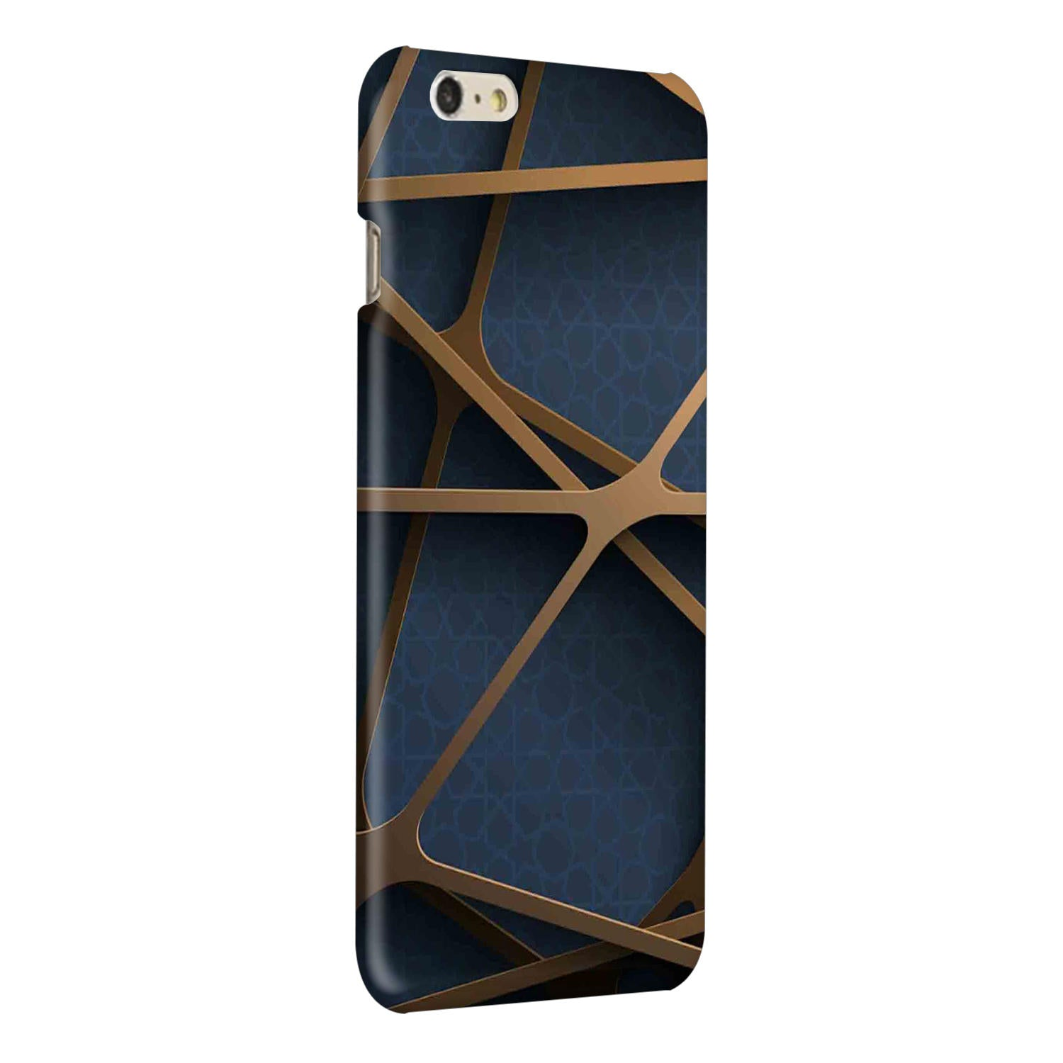 Random Geometry iPhone 6 Plus Mobile Cover Case - MADANYU