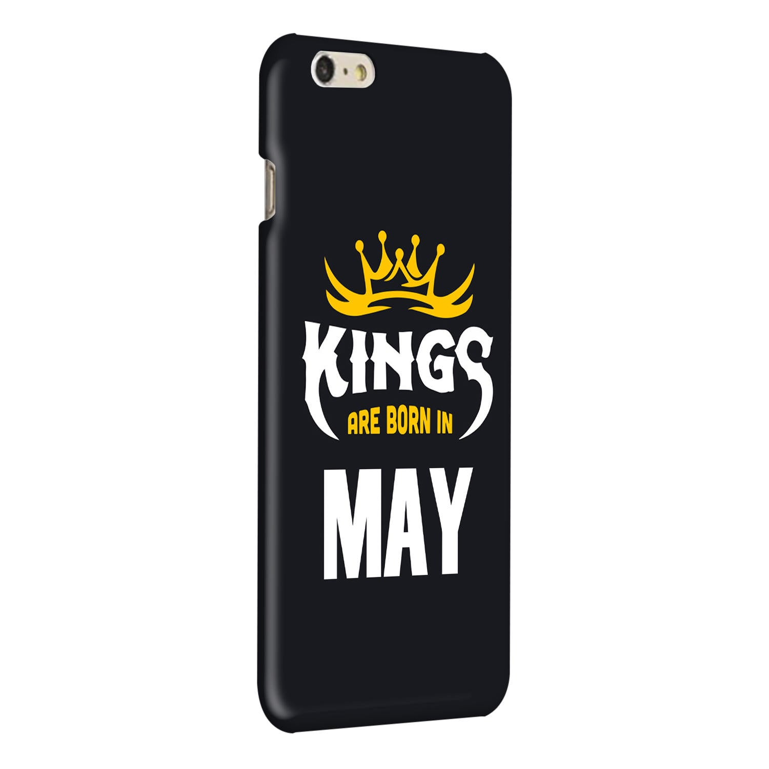 Kings May - Narcissist iPhone 6 Plus Mobile Cover Case - MADANYU