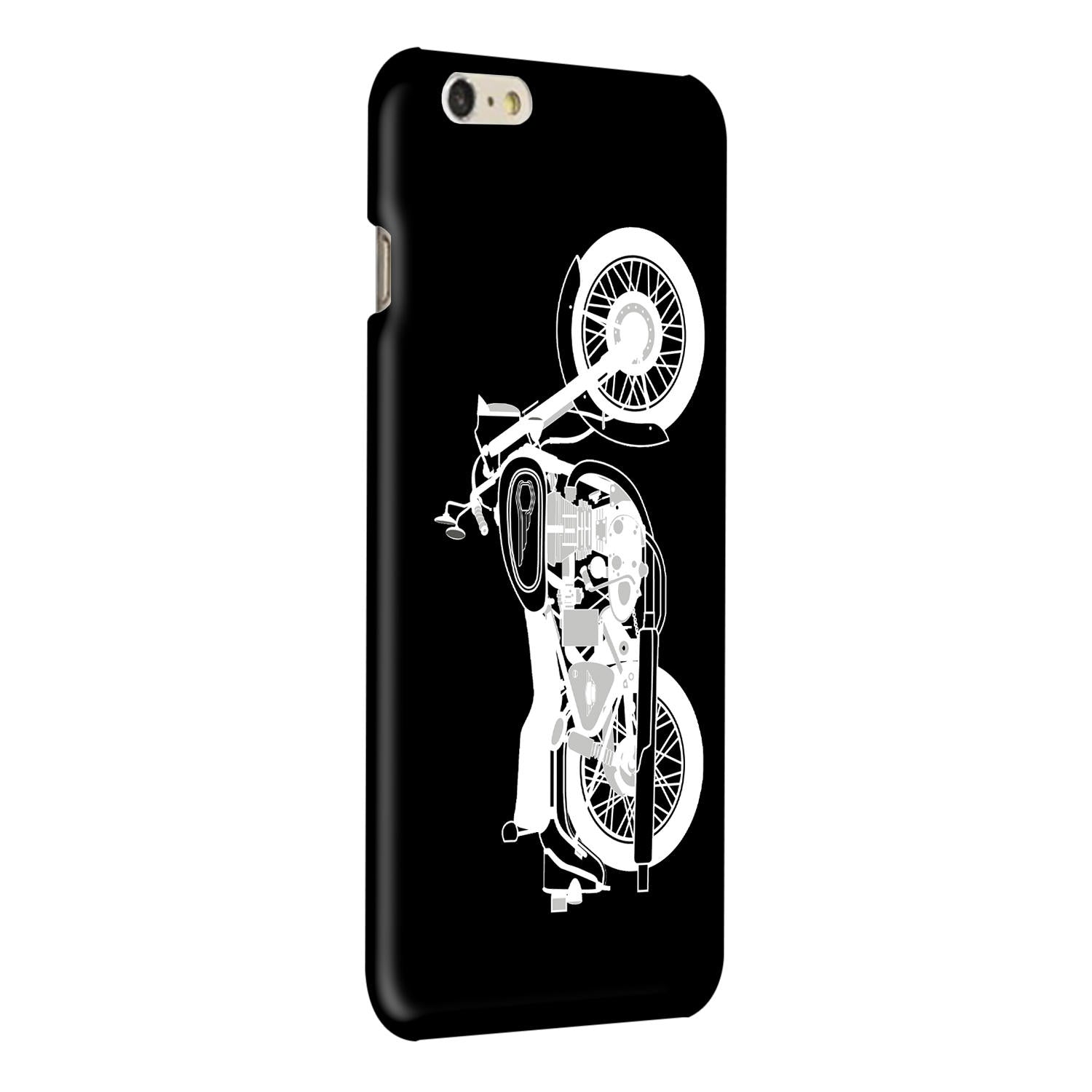 Bulllet Love iPhone 6 Plus Mobile Cover Case - MADANYU