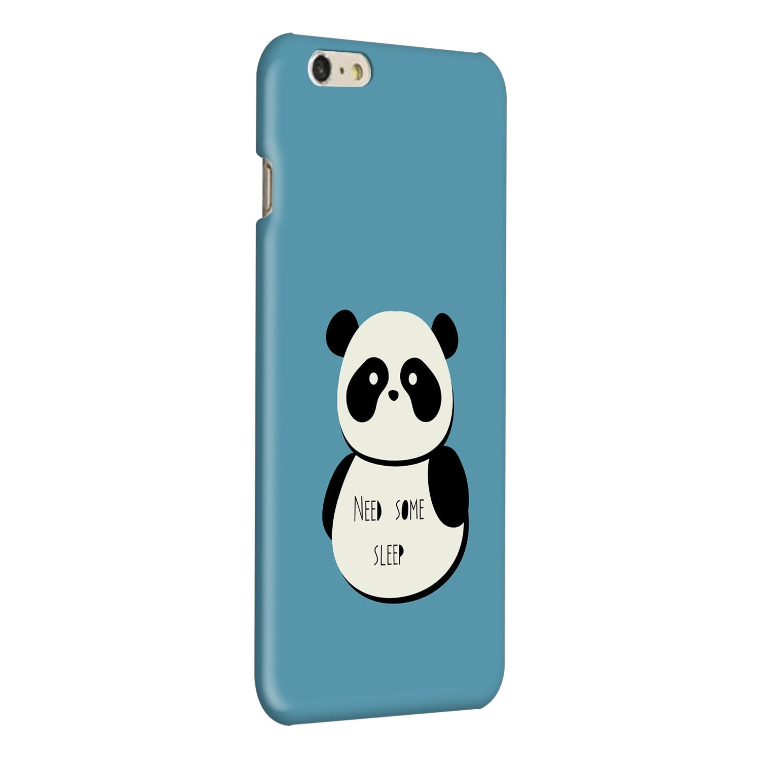 Sleepy Panda iPhone 6 Plus Mobile Cover Case
