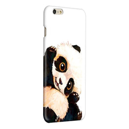 Cute Baby Panda iPhone 6 Plus Mobile Cover Case