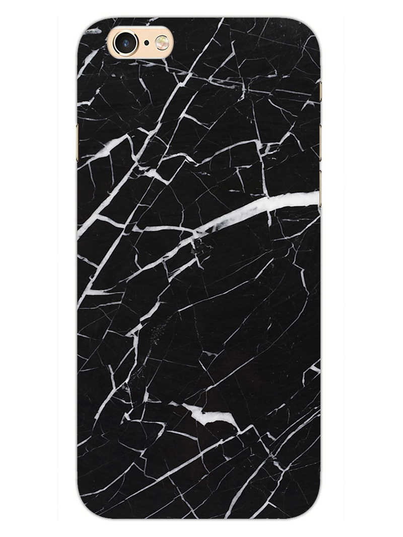 Dark Marble iPhone 6S Plus Mobile Cover Case