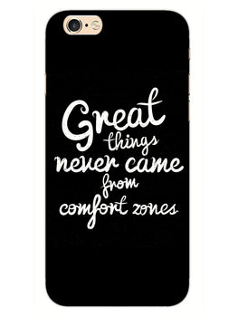Comfort Zone Gyaan iPhone 6S Plus Mobile Cover Case