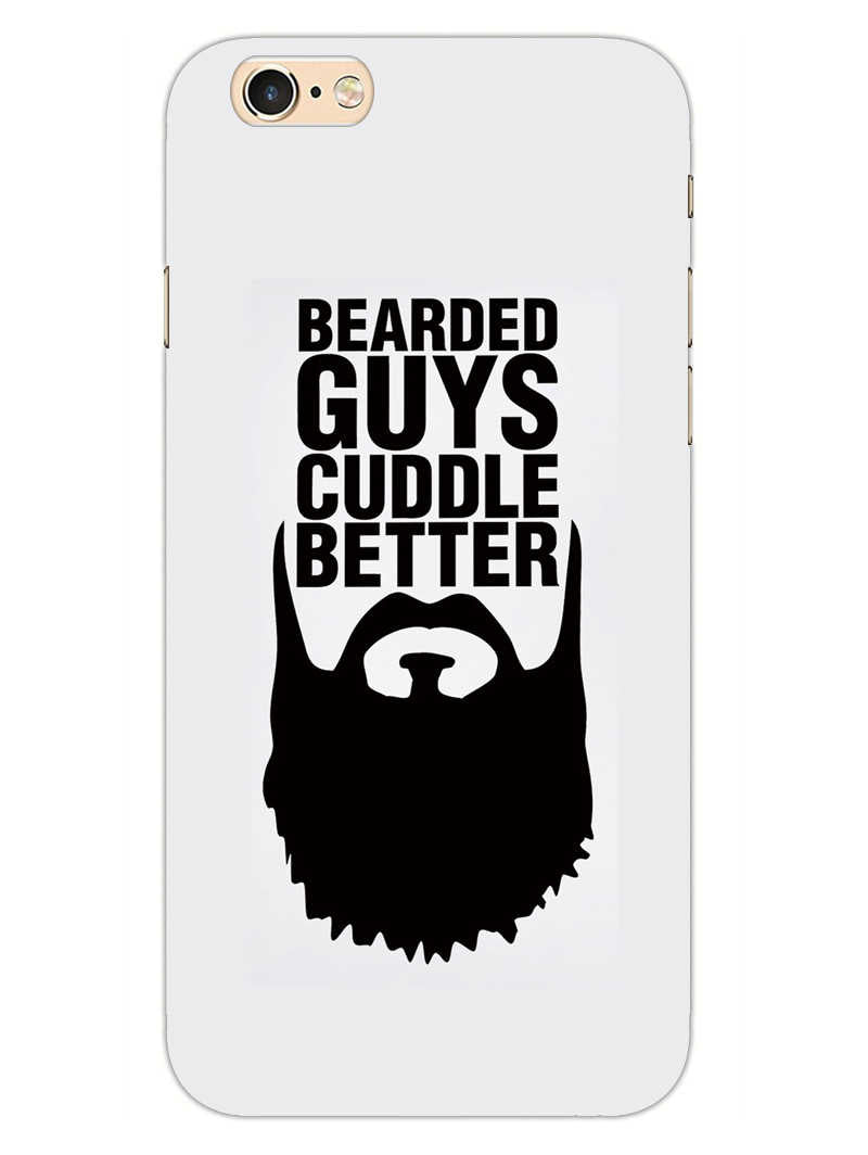 Beard Cuddle iPhone 6S Plus Mobile Cover Case