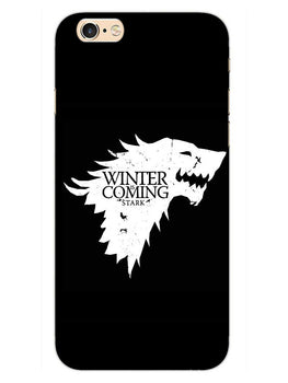 Winter Is Coming iPhone 6S Plus Mobile Cover Case