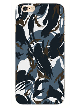 Camouflage Army Military iPhone 6S Plus Mobile Cover Case