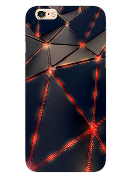 Broken Abstract iPhone 6S Plus Mobile Cover Case