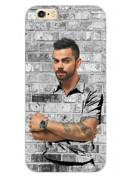 The Wall Of Kohli iPhone 6S Plus Mobile Cover Case