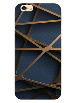 Random Geometry iPhone 6S Plus Mobile Cover Case
