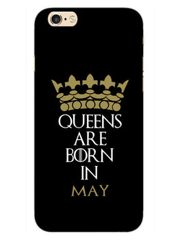 Queens May iPhone 6S Plus Mobile Cover Case