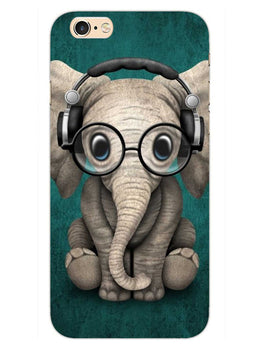 Cute Elephant iPhone 6S Plus Mobile Cover Case