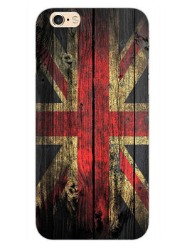 Union Jack iPhone 6S Plus Mobile Cover Case