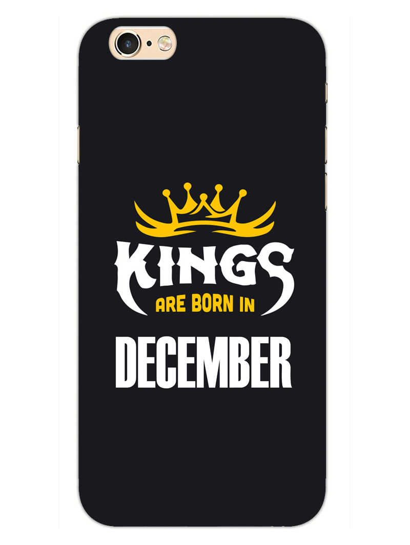 Kings December - Narcissist iPhone 6S Plus Mobile Cover Case - MADANYU