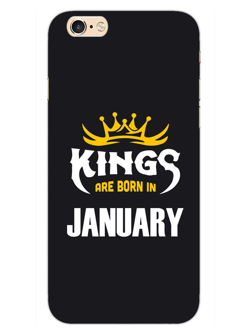 Kings January - Narcissist iPhone 6S Plus Mobile Cover Case - MADANYU