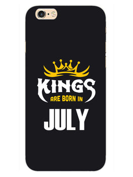 Kings July - Narcissist iPhone 6S Plus Mobile Cover Case