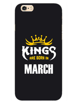 Kings March - Narcissist iPhone 6S Plus Mobile Cover Case