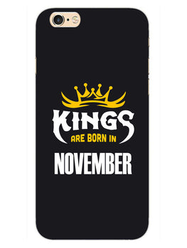 Kings November - Narcissist iPhone 6S Plus Mobile Cover Case