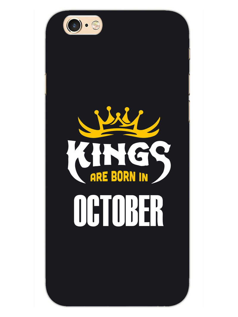 Kings October - Narcissist iPhone 6S Plus Mobile Cover Case - MADANYU