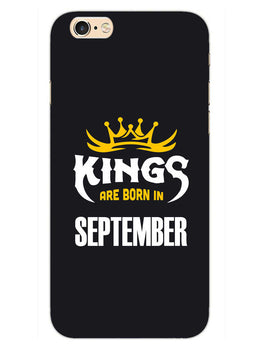 Kings September - Narcissist iPhone 6S Plus Mobile Cover Case