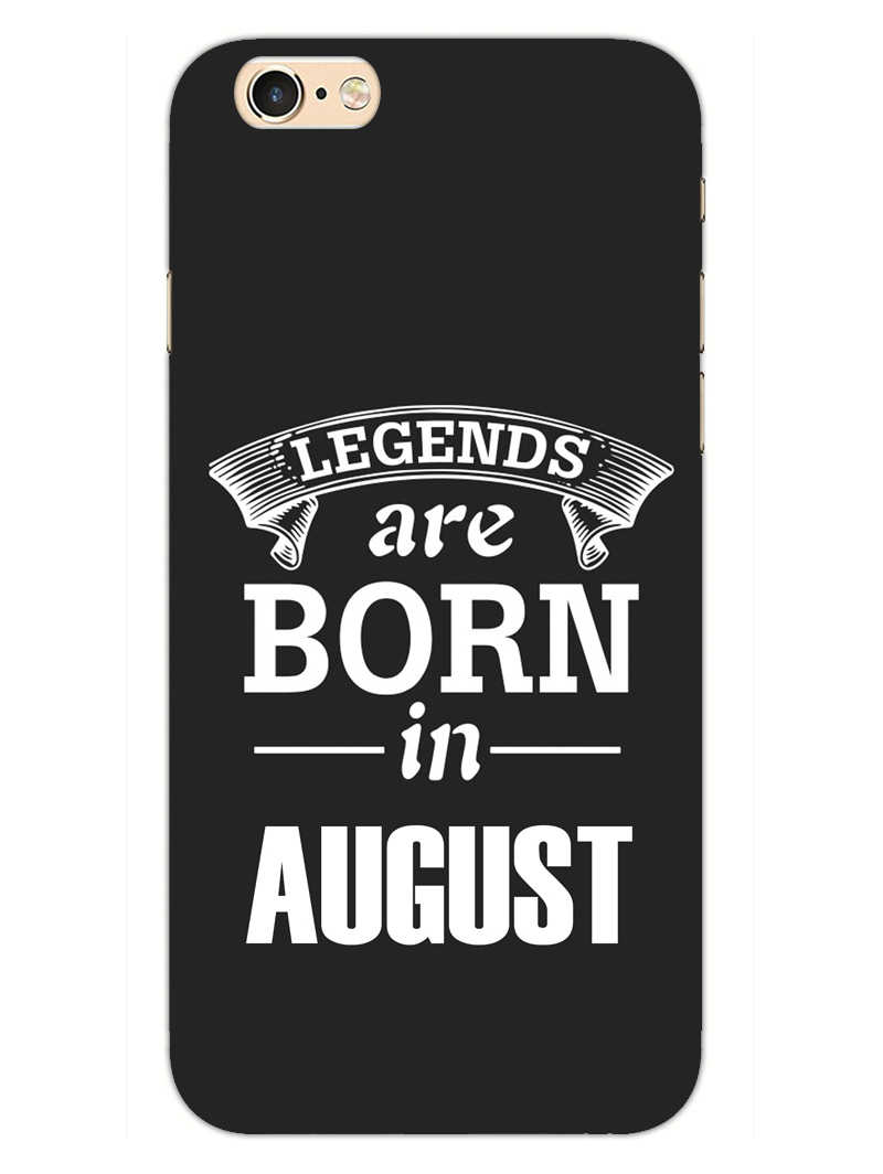 Legends August iPhone 6S Plus Mobile Cover Case