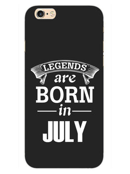 Legends July iPhone 6S Plus Mobile Cover Case