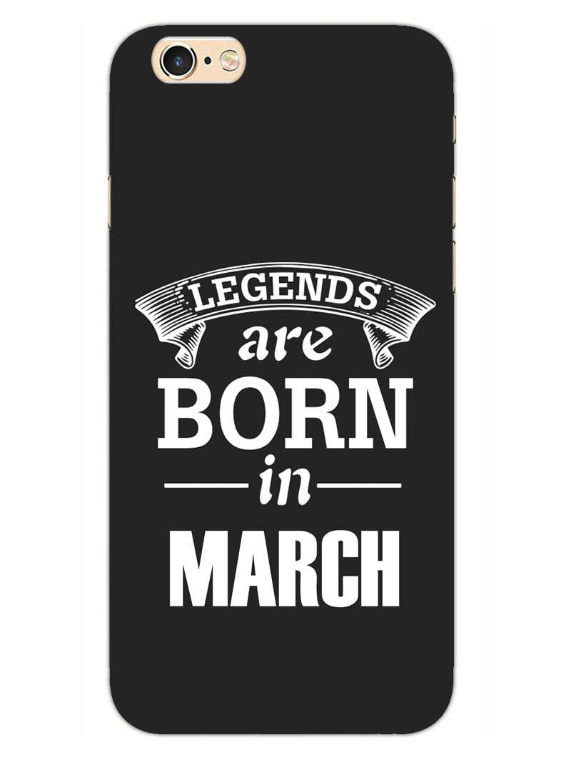 Legends March iPhone 6S Plus Mobile Cover Case