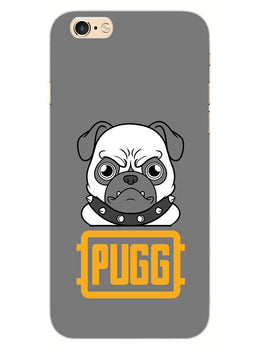 Cute Pub G Dog Lovers iPhone 6S Plus Mobile Cover Case