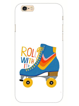 Roller Skate Play With Fun iPhone 6S Plus Mobile Cover Case