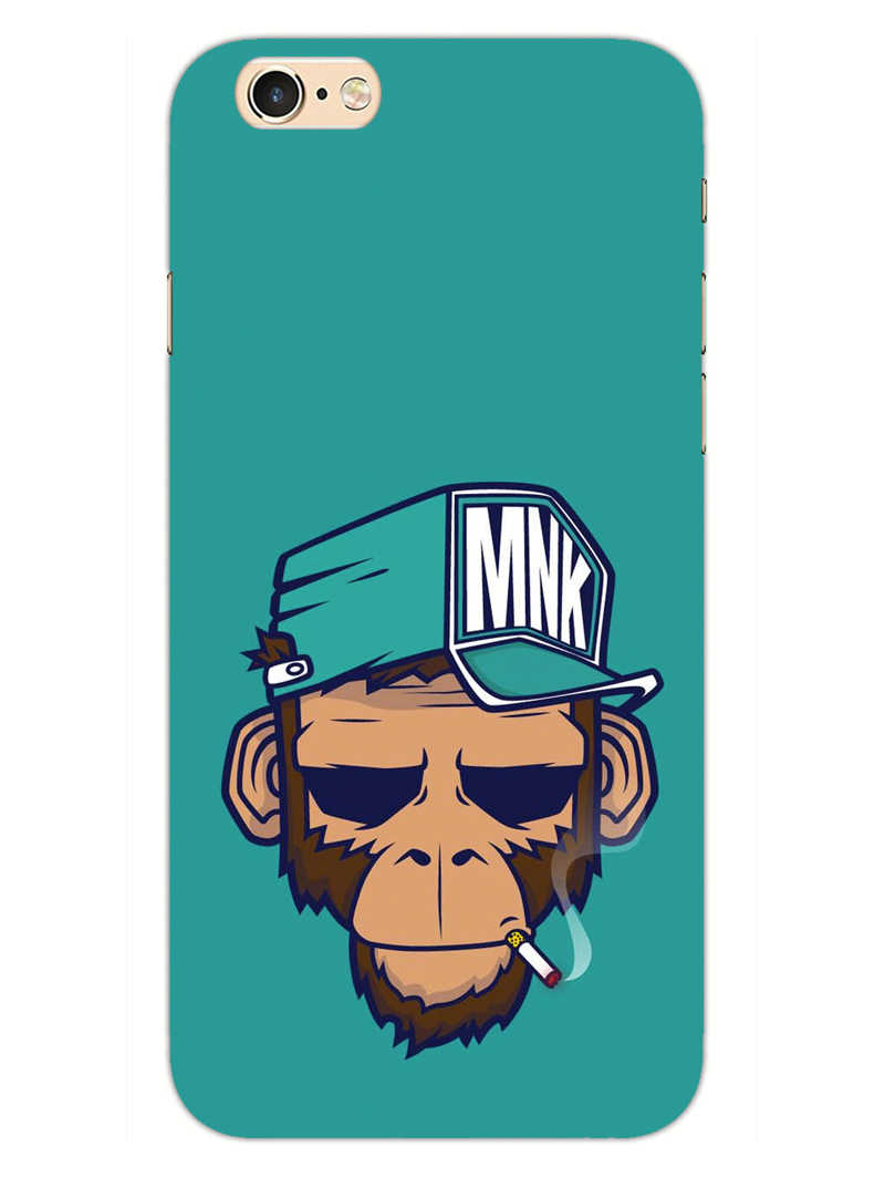 Monkey Swag iPhone 6S Plus Mobile Cover Case - MADANYU
