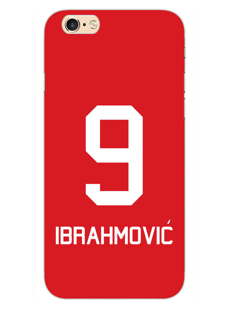 Ibrahimovi? iPhone 6S Plus Mobile Cover Case - MADANYU