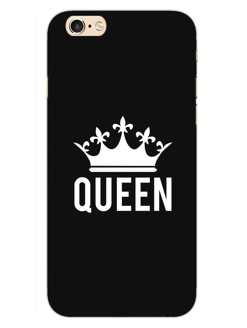 Queen iPhone 6S Plus Mobile Cover Case