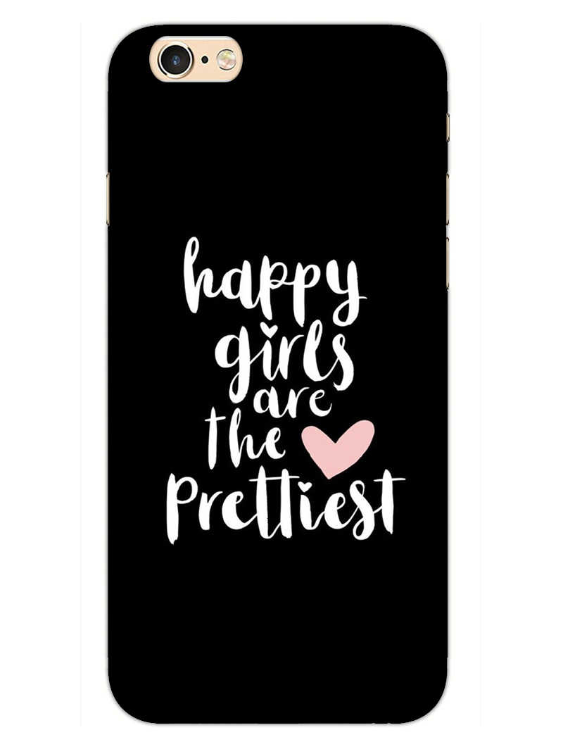 Happy Girls iPhone 6S Plus Mobile Cover Case - MADANYU