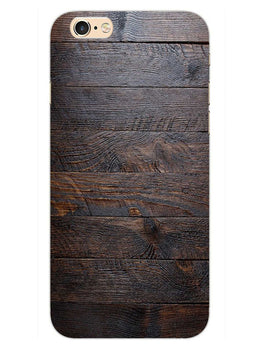 Wooden Wall iPhone 6S Plus Mobile Cover Case