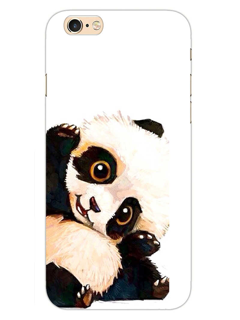 Cute Baby Panda iPhone 6S Plus Mobile Cover Case