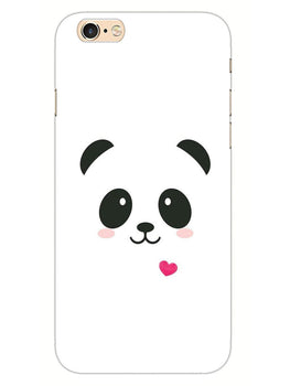 Cute Little Panda iPhone 6S Plus Mobile Cover Case