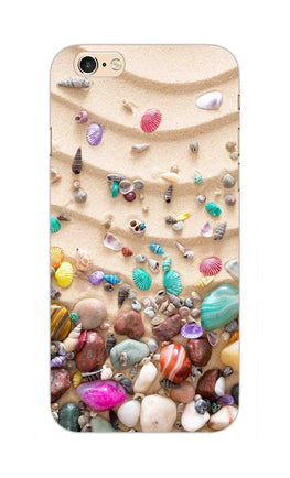 Sea Shell Collection Beach Lovers iPhone 6S Plus Mobile Cover Case