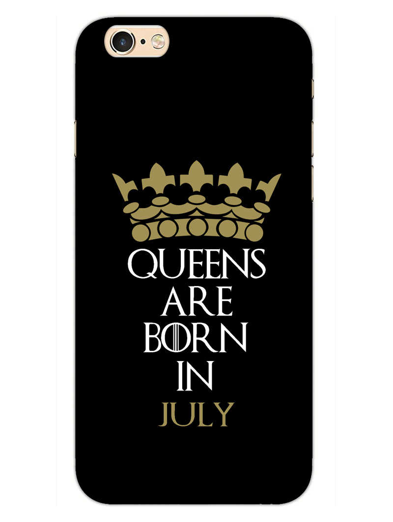 Queens July iPhone 6S Mobile Cover Case - MADANYU