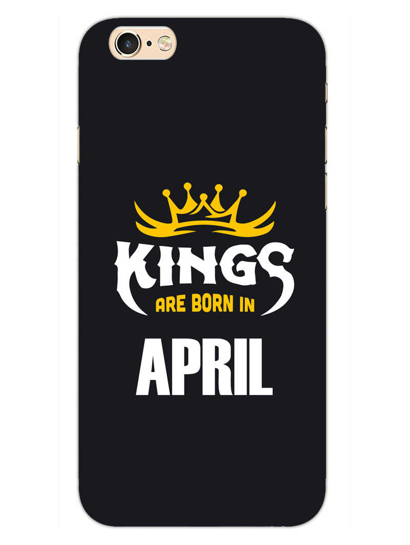 Kings April - Narcissist iPhone 6S Mobile Cover Case - MADANYU