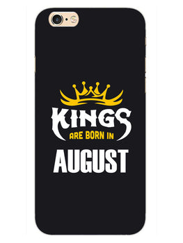 Kings August - Narcissist iPhone 6S Mobile Cover Case