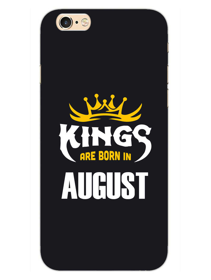 Kings August - Narcissist iPhone 6S Mobile Cover Case - MADANYU