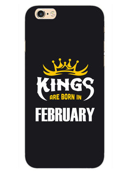 Kings February - Narcissist iPhone 6S Mobile Cover Case