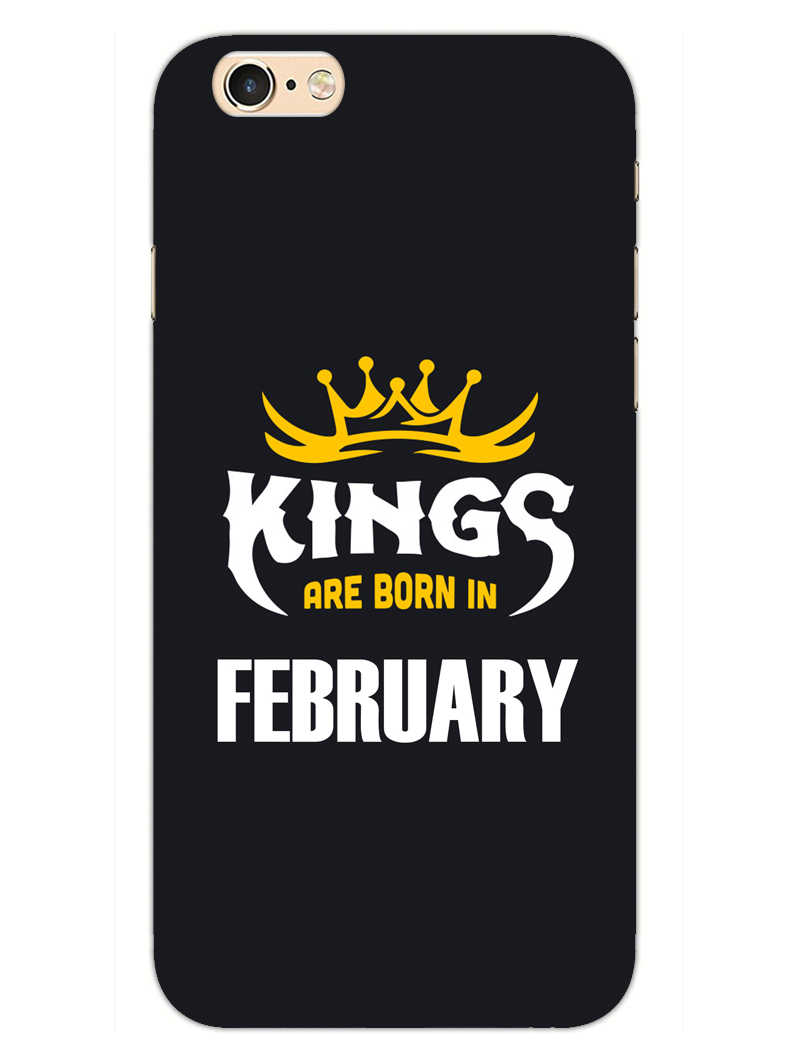 Kings February - Narcissist iPhone 6S Mobile Cover Case - MADANYU