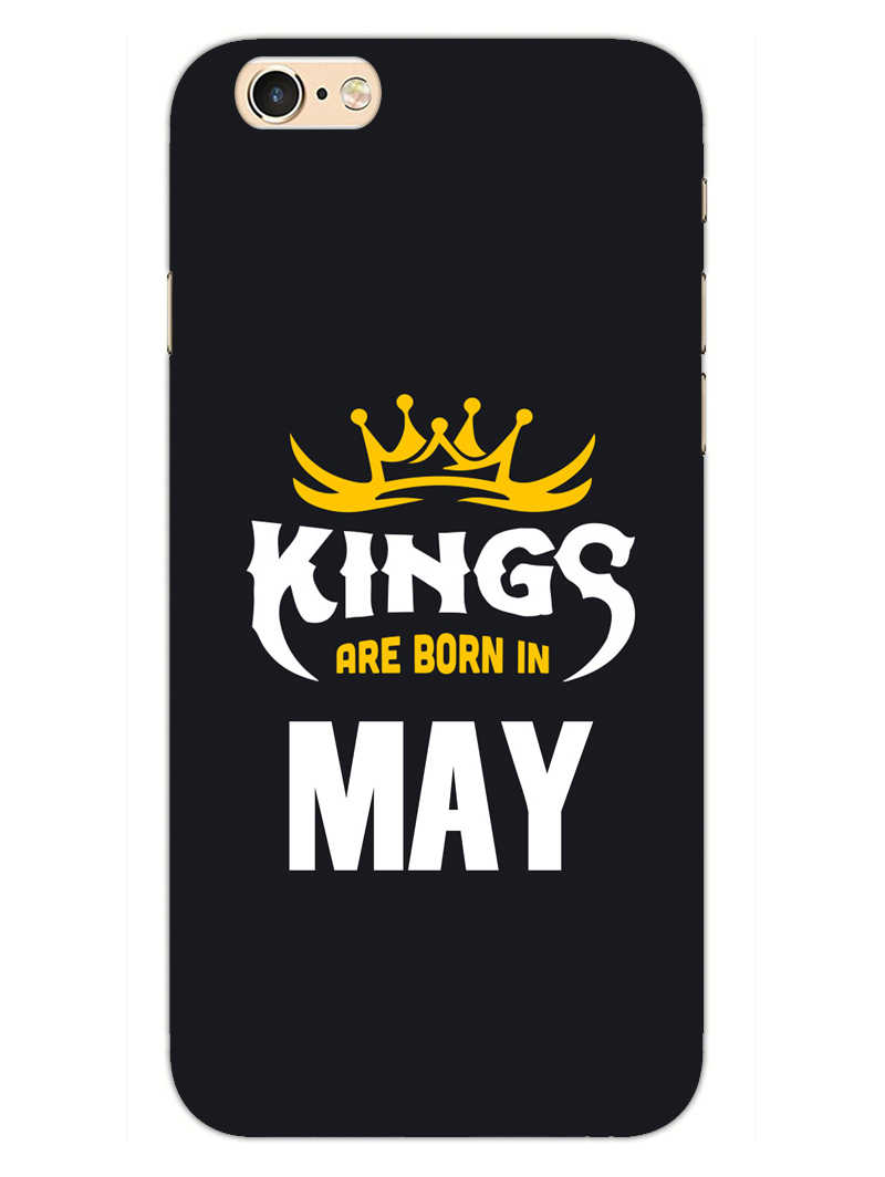 Kings May - Narcissist iPhone 6S Mobile Cover Case - MADANYU