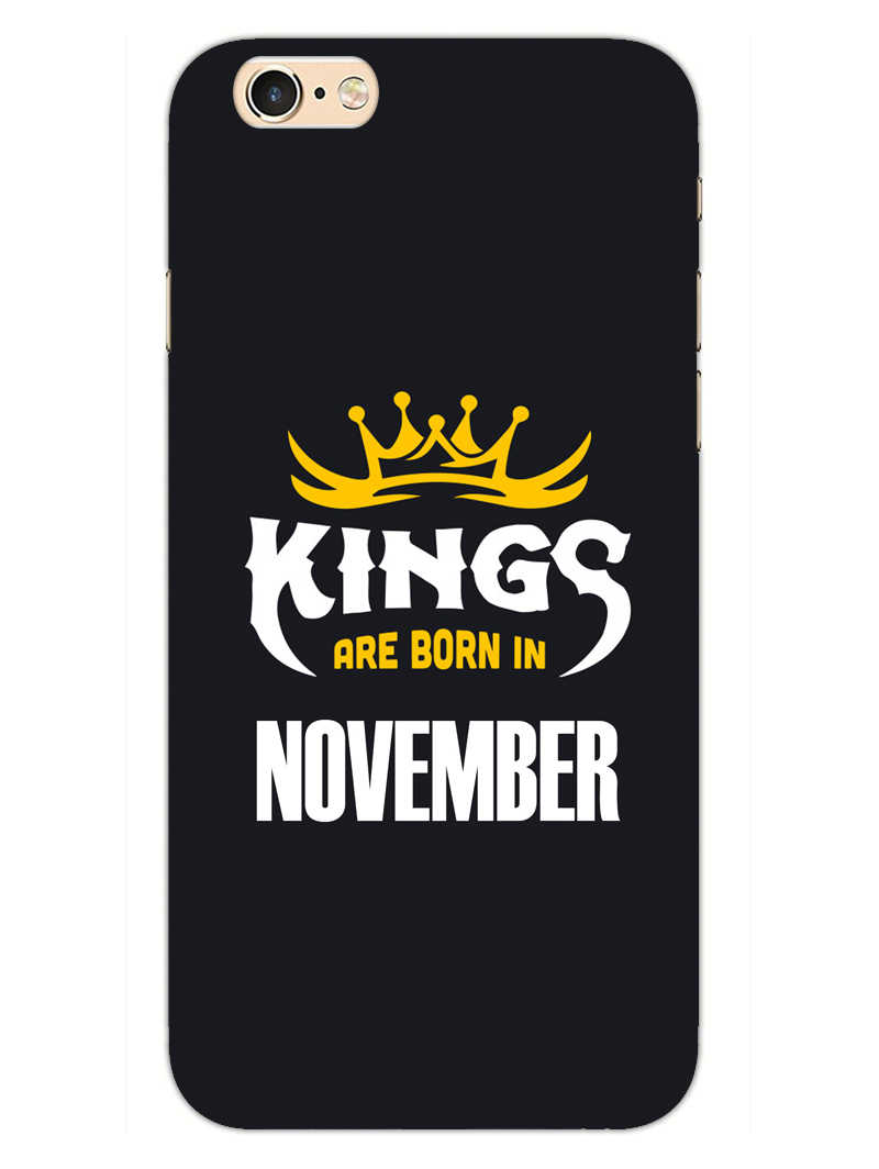Kings November - Narcissist iPhone 6S Mobile Cover Case - MADANYU