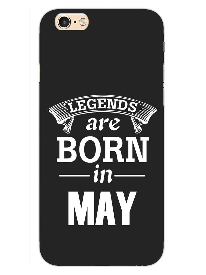 Legends May iPhone 6S Mobile Cover Case