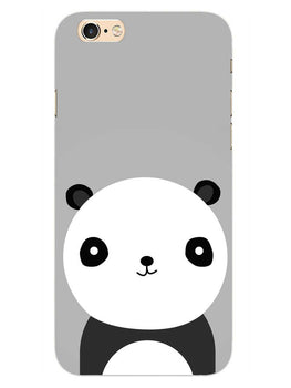 Cute Panda iPhone 6S Mobile Cover Case