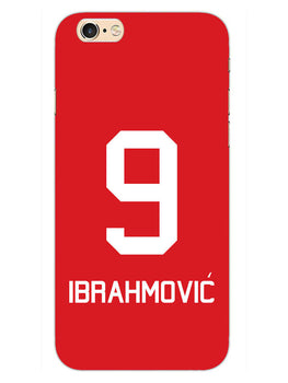 Ibrahimovi? iPhone 6S Mobile Cover Case